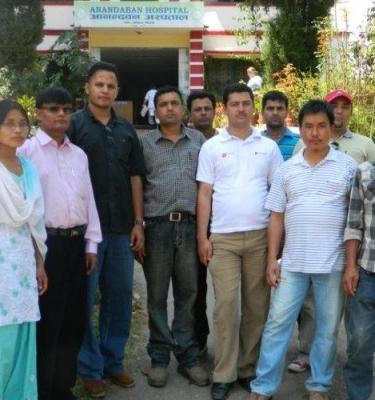 Healthworkers 2012