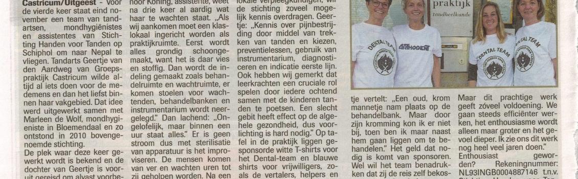 Castricum krant